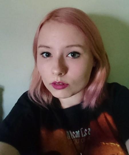 Pink Hair 1