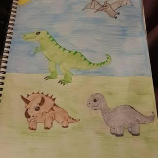 Baby-Dinosaur-Gasp-by-Tasha